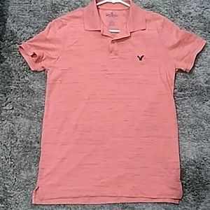 AMERICAN EAGLE CLASSIC FIT POLO SHIRT SIZE SMALL